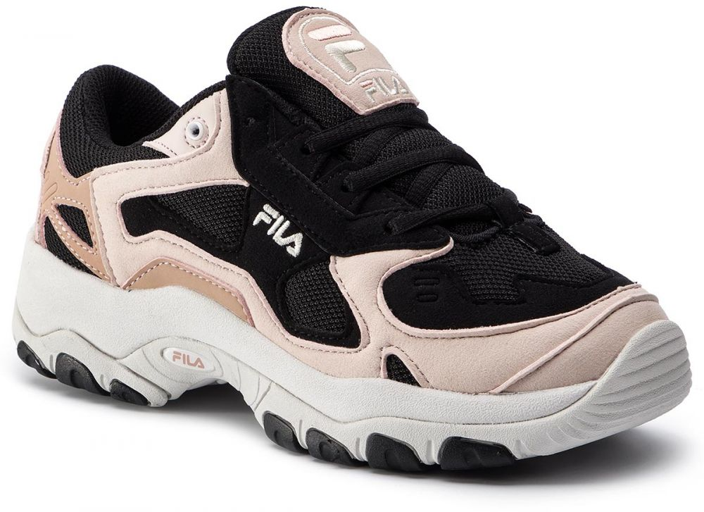 2cfc9f33b2bdf Sneakersy FILA - Select Low Wmn 1010662.12C Black/Spanish Villa značky Fila  - Lovely.sk