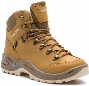 12b7623dfe6f Trekingová obuv LOWA - Renegade Gtx Mid Sp GORE-TEX 320900 Curry 0464