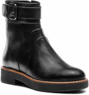 b9c1f4f8edb2 Členková obuv GEOX - D Adrya F D849TF 00043 C9999 Black