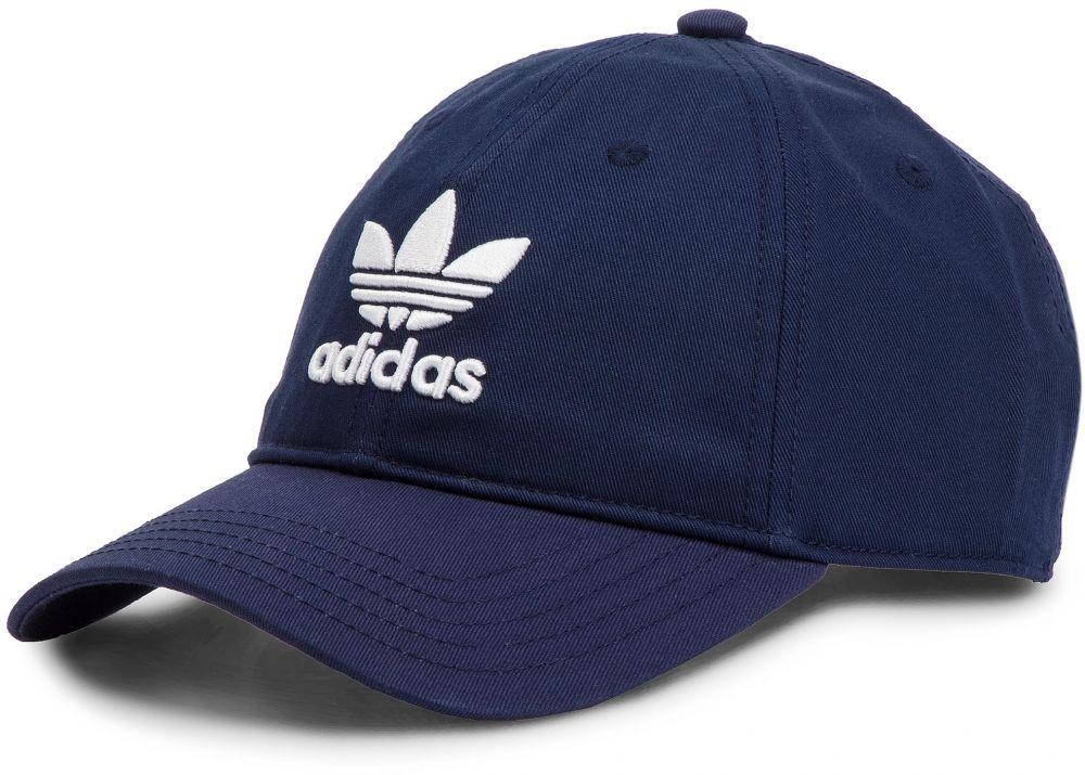 2a7237e53 Šiltovka adidas - Trefoil Cap CD6973 Conavy/White značky Adidas ...