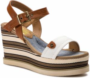 Espadrilky REFRESH - 69910 Blanco