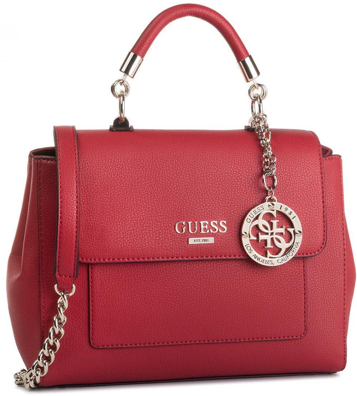 45de479f6b Kabelka GUESS - Alma (Vg) HWVG74 01190 RED značky Guess - Lovely.sk