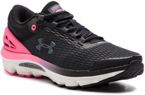 Topánky UNDER ARMOUR - Ua W Charged Intake 3 3021245-001 Blk