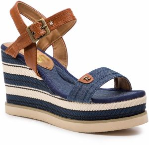 Espadrilky REFRESH - 69910 Navy
