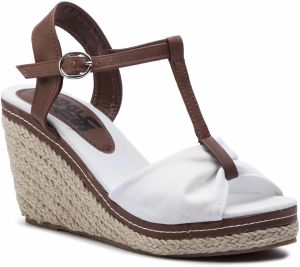 Espadrilky REFRESH - 69927 Lona Blanco