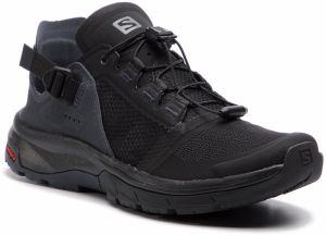 Trekingová obuv SALOMON - Techamphibian 4 W 406813 22 V0 Black/Ebony/Quiet Shade