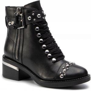 8305c9bf98 Členková obuv GUESS - Fiamma FL7FIA LEA10 BLACK