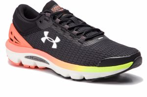 Topánky UNDER ARMOUR - Ua Charged Intake 3 3021229-001 Blk