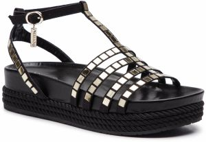 Espadrilky LIU JO - Patty 01 S19043 T9122 Black 22222