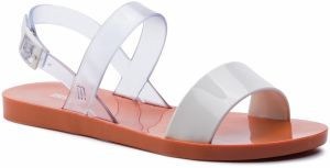 Sandále MELISSA - Lip Ad 32573 Orange/Clear/White 53525