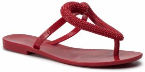 Žabky MELISSA - Big Heart Ad 32627 Red 01591
