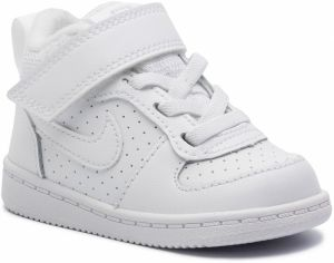4aeb1b7705 Biele detské tenisky so suchým zipsom značky Nike - Lovely.sk