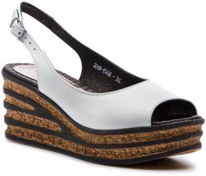 7c2665b4f5 Sandále SIMEN - 1540A Sovage Bianco