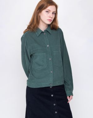 Thinking MU GREEN CORDUROY Deep Sea Green