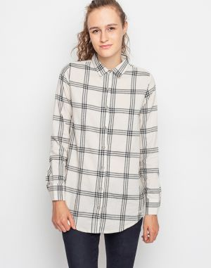 Iriedaily Macker Plaid White
