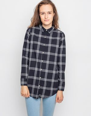 Iriedaily Macker Plaid black white