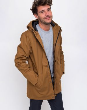 RVLT 7443 Parka Jacket brown