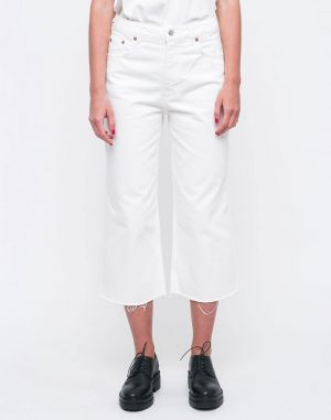 Cheap Monday Ally Blank White W29/L30