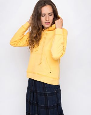 Obey ANNA HOOD Yellow