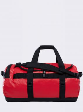 The North Face Base Camp Duffel M TNF Red/ TNF Black