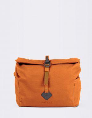 34b9c18654 Oranžová shopper bag kabelka s cvočkami značky Baťa - Lovely.sk