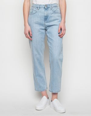 Mud Jeans Cropped Mimi Sun Stone