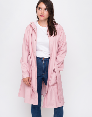 Rains Curve Jacket 23 Rose