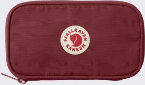 Fjällräven Kanken Travel Wallet 326 Ox Red