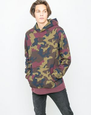 WeSC Mike Camo red port