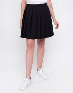 Lazy Oaf Pleated Black