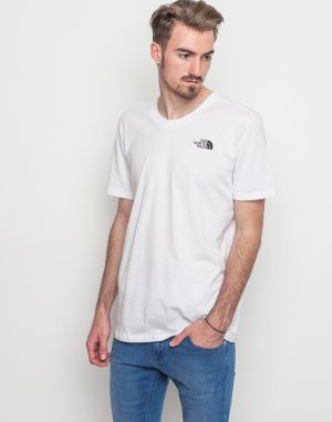 The North Face Simple Dome TNF White