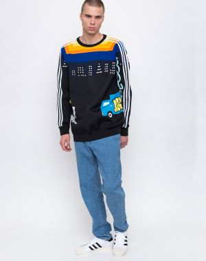 adidas Originals UAS Knit Tops Black