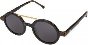 Čierne unisex slnečné okuliare s kovovým rámom Komono Hollis značky ... 6ef504de536