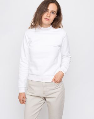 Obey Quincy Mockneck White