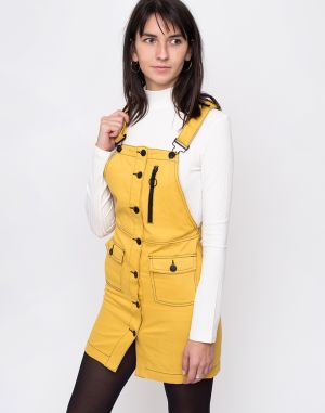 Lazy Oaf Yellow Pinafore Yellow