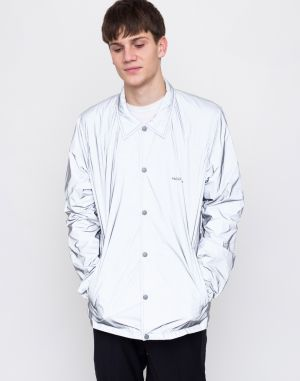 M.C.Overalls Reflective Coach Jacket Grey