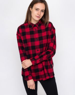 Carhartt WIP Francine Francis Check, Blast Red