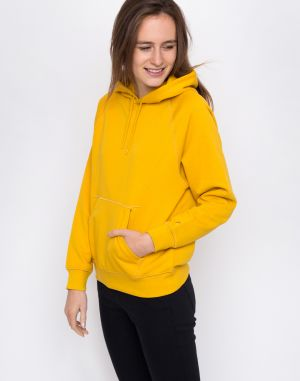 Carhartt WIP Hooded Chase Sweat Quince / Gold