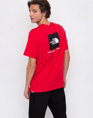 The North Face Red Box TNF Red