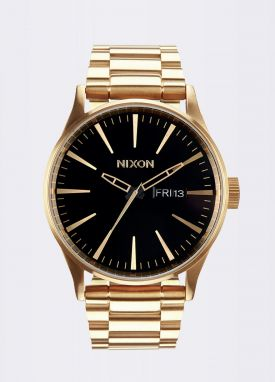 Nixon Sentry SS All Gold / Black