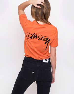 Stussy Smooth Stock Rust