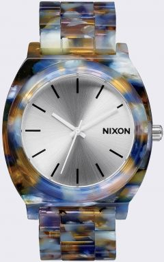 Nixon Time Teller Acetate Water Color Acetate