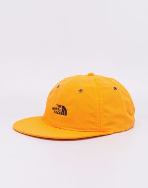 The North Face Throwback Tech Hat Zinnia Orange/ TNF Black