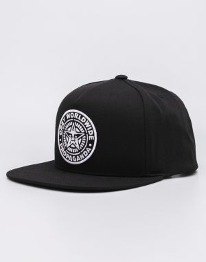 Obey Classic Patch Black