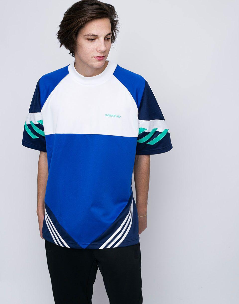 ba8323431a71 adidas Originals Chop Shop Bold Blue   Dark Blue značky adidas ...