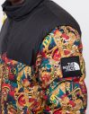 The North Face 1992 Nuptse Jacket Leopard Yellow Genesis Prt galéria