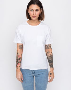Makia Dusk T-shirt White