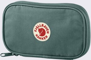 Fjällräven Kanken Travel Wallet 664 Frost Green