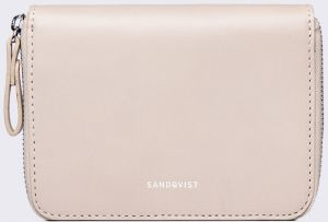 Sandqvist Amanda Beige with Green interior