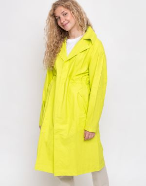 Rains LTD Curve Coat 28 Neon Yellow
